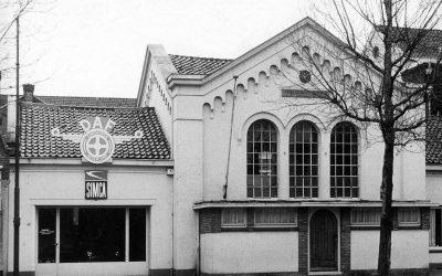 Voormalige synagoge Zaandam meer herkenbaar