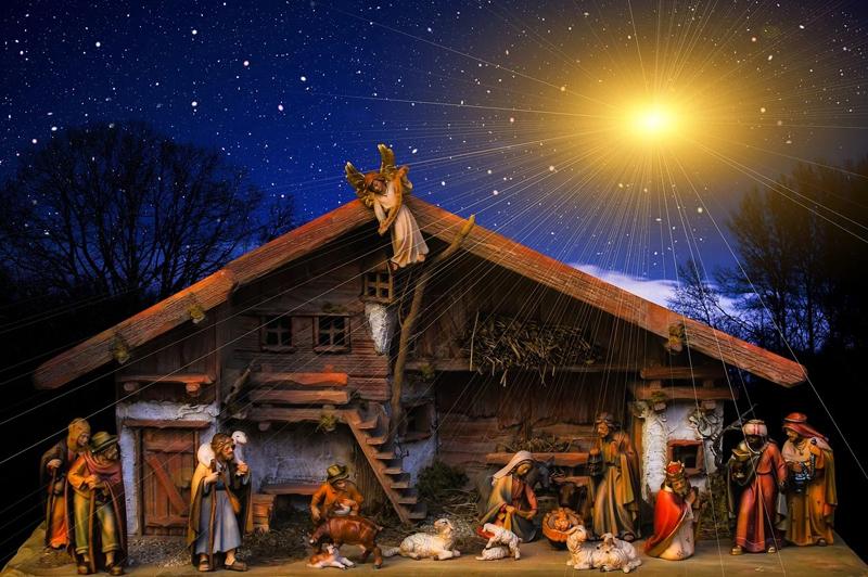 Kerstspeurtocht in het Kalf